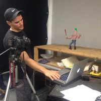 Animating at SVA by MisterBZD