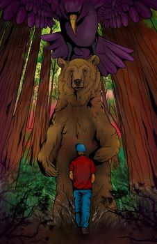 Matt and the Bear by Love2B