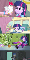 Equetria Girls Adventures by PixelKitties