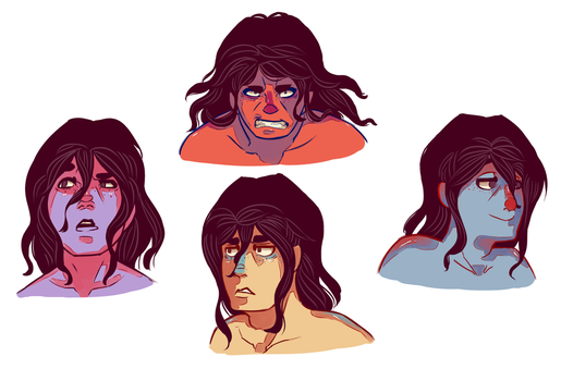 Expressions by DavidID