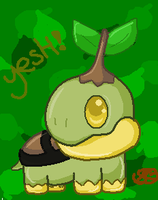 Turtwig. by BoWhatElse