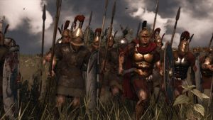 Rome 2: Run to the battlefield by LaNoif