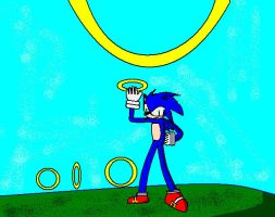 Sonic 'not my best work1 by superpivot1231