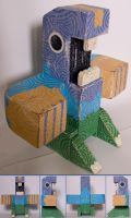 Totem toy by MaP-MaP