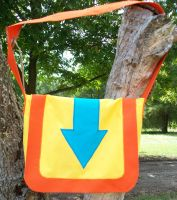 Avatar Aang Bag by Miss-Star-Bucket