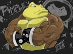 BATTLETOADS_PIMPLE by Tha-RIPPER
