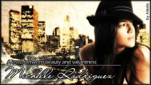 Signature Michelle Rodriguez by Alexia05Ashford