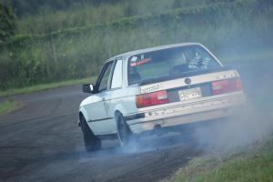 Drifting BMW 3 series by Caramanos2000