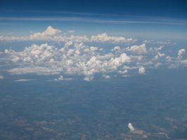 Clouds 3 by chocolateir-stock