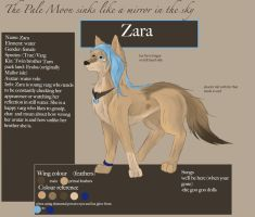character reference zara by true-crystalwolf