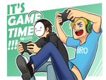 PewdieCry_Game time by aulauly7