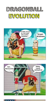 Dragonball: Evolution Comic by Kuminator