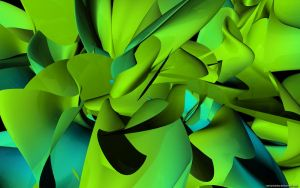 C4D Abstract1 by VickyM72