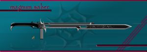 Magnum Saber by Mattioli13 by weaponry-guild
