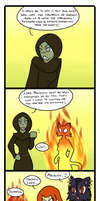 Ja'Khajiit - The Bravest p.7 by SkadiErendra