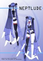 MMD Neptlude Download by Xenosnake