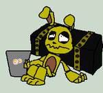 Plushtrap Wants Points (donations) by fnafplayer2015