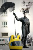 Dullahan - Celty Sturluson by CreativeCupcake