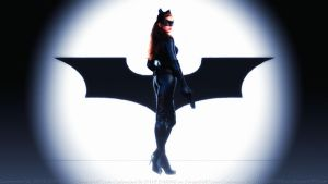 Anne Hathaway Catwoman V by Dave-Daring
