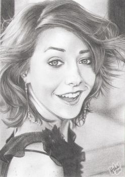 Alyson Hannigan II by Ifcha1984