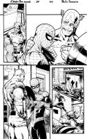 A. Spider Man annual 37 page 6 by PauloSiqueira