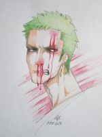 Zoro by WildKurtisTrent