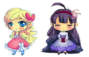 Open Lolita Adoptables by SunyiChan