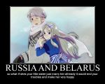 Russia and Belarus by sennalover294
