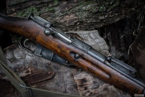 An Old American Fighter - 1915 NEW Model 1891 MN by spaxspore