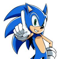 CFJ-Sonic by ss2sonic