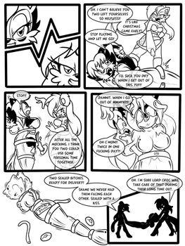 COM Tight Situation 2 by ChaosCroc