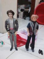 Ken and Ken made in China by seawaterwitch