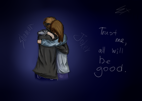 All will be good, I promise. by Extrana