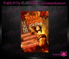 Flyer_Thanksgiving by aCLASSdesignz