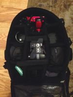 Camera Backpack by TriciaStucenski