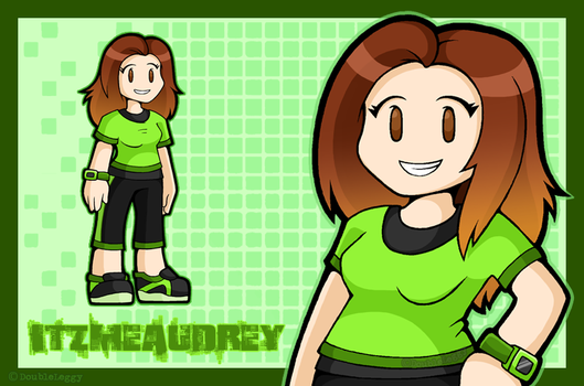 Audrey Stream Profile by DoubleLeggy