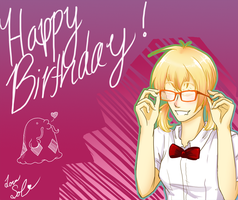 Happy Birthday~!! by Solstice-11