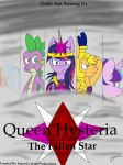 Queen Hysteria: The Fallen Star (Poster 2) by SuperCyclonePro
