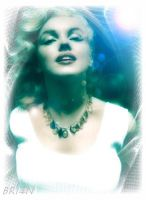 norma jean IV by theFATpirate