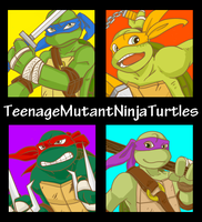 TMNT by hinoi59