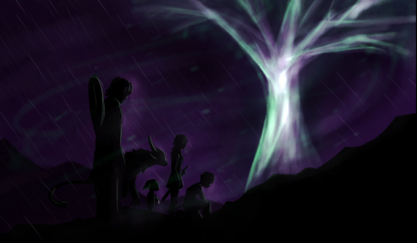GW2: Ghosts of Ascalon *SPOILER ALERT* by Schyph