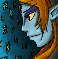 Midna Profile- KoH Oekaki by WhatJessieSees