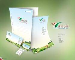 Corporate Stationery by sajidbilal