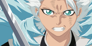 CAPTAIN HITSUGAYA by Maxime-Jeanne