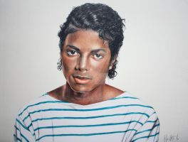 Michael Jackson by PassionDraw