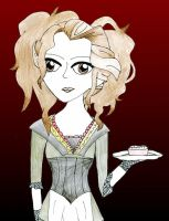 Mrs. Lovett by ashleii