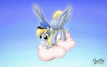 Derpy's Cloud Mail by mysticalpha