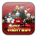 Super Meatboy by pjmorris