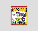 Grognak The Barbarian Comic Cover by Sammukai