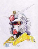 RX-78-2 Eiyuu-Tan Ver. by beamer